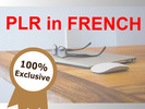Thumbnail PLR in French - Les soins du visage pour les hommes