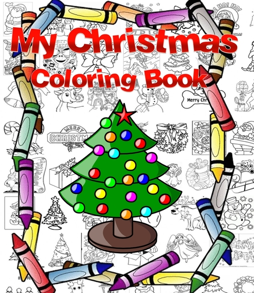 Product picture Christmas Coloring Pages To Print